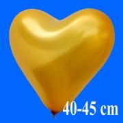 Heliumfüllung für 40 bis 45 cm Herzluftballons