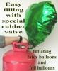 Helium-Einweg-Flasche mit 2,245 Liter Heliumgas