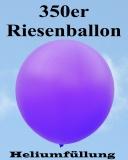 Heliumfüllung für 350er Riesenballon, 117 cm