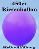 Heliumfüllung für 450er Riesenballon, 150 cm