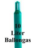 10 Liter Helium Ballongas Füllung