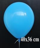 Heliumfüllung für 40x36 cm Rundluftballons