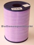 Ballonband 250 m Flieder mit Schriftzug Herzlichen Glückwunsch