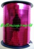 Ballonband 400 m Metallic Pink