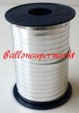 Ballonband 400 m Metallic Silber